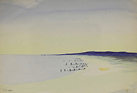BNPS.co.uk (01202 558833)<br /> Pic: Sworders/BNPS<br /> <br /> As well as the taxidermy penguin there are four watercolour sketches by explorer Apsley Cherry-Garrard of the frozen landscape up for sale. One of these works depicts three Adelie penguins.<br /> <br /> Pick up a penguin from the Heroic Age of polar exploration<br /> <br /> A stuffed penguin collected by scientists during the Captain Scott's infamous expedition of Antarctica has turned up for sale 107 years later.<br /> <br /> The taxidermy Adelie penguin stands at 18.5ins and is a relic of the Terra Nova voyage that took place between 1910 and 1913.<br /> <br /> The expedition's doctor Edward Leicester Atkinson brought it back to Britain and later gifted it to Sir James Porter and his wife.<br /> <br /> Sir James, who was a Surgeon Vice-Admiral in the Royal Navy, kept the flightless bird and passed it down through is family.
