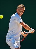 England, London, 28.06.2014. Tennis, Wimbledon, AELTC, Tim van Rijthoven (NED<br /> Photo: Tennisimages/Henk Koster