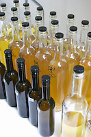 wine sample bottles herdade da mingorra alentejo portugal