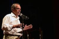 SAO PAULO, SP, 27 DE FEVREIRO DE 2012 - DEBATE PRE CANDIDATOS PSDB SP - Pré- candidatos à Prefeitura de São Paulo pelo PSDB, José Anibal em debate no auditório da Uninove, na Rua Vergueiro, região central da capital, na noite desta segunda-feira. FOTO: ALEXANDRE MOREIRA - BRAZIL PHOTO PRESS