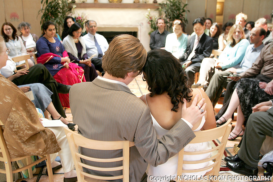 Jen and Noah - A Quaker Wedding