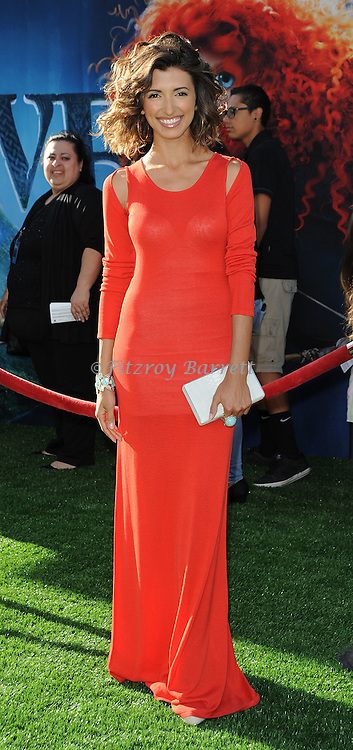 "India de Beaufort at the World Premiere of Disney Pixar's "" Brave "" at the grand opening of the Dolby Theatre Los Angeles, CA. June 18, 2012"