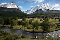 Parque Nacional Tierra del Fuego, Bahia la Patahia. Ushuaia, tierra del Fuego, Patagonia, Argentina