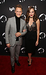"""Nathan Johnson and Laura Osnes attends the Broadway Opening Night of """"King Kong - Alive On Broadway"""" at the Broadway Theater on November 8, 2018 in New York City."""