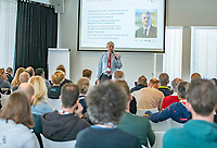 Nieuwegein,  Netherlands, 9 November 2018, Coaches congress KNLTB, knowledge session<br /> Photo: Tennisimages.com/Henk Koster