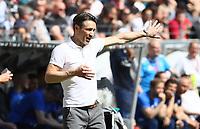 Trainer Niko Kovac (Eintracht Frankfurt) - 05.05.2018: Eintracht Frankfurt vs. Hamburger SV, Commerzbank Arena, 33. Spieltag Bundesliga