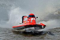 Chris Fairchild's DAC/Mercury. F1/Formula 1 class.Bay City River Roar, Bay City,Michigan USA.26-2821 June, 2009..©F. Peirce Williams 2009 USA.F.Peirce Williams.photography.ref: RAW (.NEF) File Available