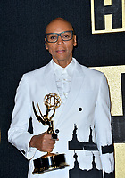 LOS ANGELES, CA. September 17, 2018: RuPaul at The HBO Emmy Party at the Pacific Design Centre.<br /> Picture: Paul Smith/Featureflash