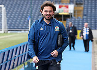 Blackburn Rovers' Bradley Dack arrive at the ground for todays match<br /> <br /> Photographer Rachel Holborn/CameraSport<br /> <br /> The EFL Sky Bet League One - Blackburn Rovers v Blackpool - Saturday 10th March 2018 - Ewood Park - Blackburn<br /> <br /> World Copyright &copy; 2018 CameraSport. All rights reserved. 43 Linden Ave. Countesthorpe. Leicester. England. LE8 5PG - Tel: +44 (0) 116 277 4147 - admin@camerasport.com - www.camerasport.com