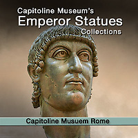 Roman Emperors & Families Statues - Capitoline Museum Rome - Pictures & Images of -