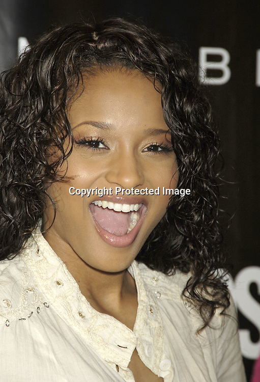 Ciara ..at the CosmoGIRL luncheon celebrating future leaders with its annual Born To Lead awards on November 8, 2005 at The Atlman Building. ..Photo by Robin Platzer, Twin Images