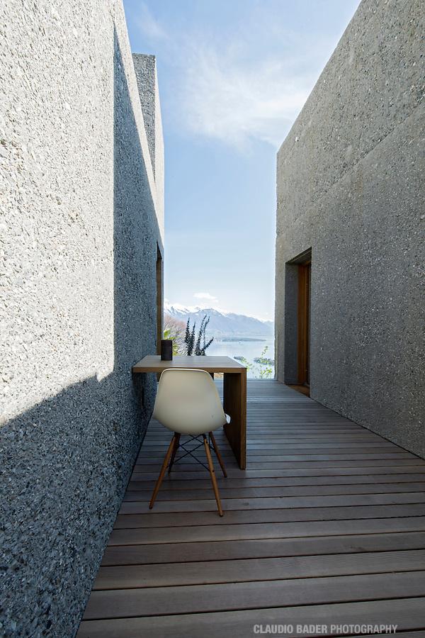 NZZ, Residence, Haus Brissago, Wespi &deMeuron Architekten