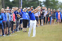 Haydn Porteous (RSA) on the 1st during Round 2 of the Aberdeen Standard Investments Scottish Open 2019 at The Renaissance Club, North Berwick, Scotland on Friday 12th July 2019.<br /> Picture:  Thos Caffrey / Golffile<br /> <br /> All photos usage must carry mandatory copyright credit (© Golffile | Thos Caffrey)
