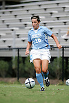 Brynn Hardman, of UNC, on Sunday September 18th, 2005 at Duke University's Koskinen Stadium in Durham, North Carolina. The University of North Carolina Tarheels defeated the University of Alabama-Birmingham Blazers 4-0 during the Duke adidas Classic soccer tournament.