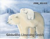 Isabella, CHRISTMAS ANIMALS, WEIHNACHTEN TIERE, NAVIDAD ANIMALES, paintings+++++,ITKE551415,#xa# ,icebear,icebears