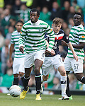 Efe Ambrose and Nicky Riley.