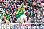 Shane Brick Kilmoyley in action against  Ballyduff in the County Senior Hurling Final at Austin Stack Park on Sunday.