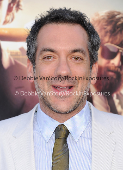 Todd Phillips at The Warner Bros. Pictures' L.A Premiere of  THE HANGOVER: PART III held at The Westwood Village Theater  in Westwood, California on May 20,2013                                                                   Copyright 2013 © Hollywood Press Agency