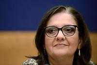 Roma, 8 Maggio 2017<br /> Camilla Sgambato PD <br /> Una maglia blu per Sirine, Conferenza stampa sulla cittadinanza.