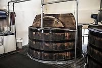 Distilleria, fase di fermentazione