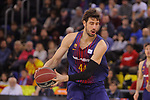 League ACB-ENDESA 2017/2018 - Game: 20.<br /> FC Barcelona Lassa vs Retabet Bilbao Basket: 90-58.<br /> Ante Tomic.