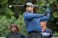 Aaron Rai (ENG) during the first round of the Joburg Open, Randpark Golf Club, Johannesburg, Gauteng, South Africa. 07/12/2017<br /> Picture: Golffile | Tyrone Winfield<br /> <br /> <br /> All photo usage must carry mandatory copyright credit (&copy; Golffile | Tyrone Winfield)
