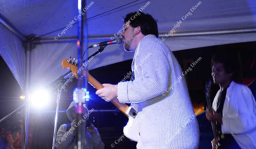 Chris LaBella performs at Freak Fest on Saturday during Freakfest 2015 on State Street in Madison, Wisconsin