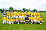 Feale Rangers at the U14 County Championship St Brendans v Feale Rangers at  Na Gaeil GAA Ground on Sunday