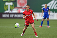 Portland, Oregon - Sunday May 29, 2016: Portland Thorns FC midfielder Meleana Shim (6). The Portland Thorns play the Seattle Reign during a regular season NWSL match at Providence Park.