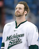 Zak McClellan - The University of Maine Black Bears defeated the Michigan State University Spartans 5-4 on Sunday, March 26, 2006, in the NCAA East Regional Final at the Pepsi Arena in Albany, New York.