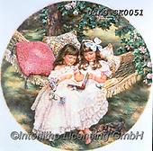 CHILDREN, KINDER, NIÑOS, paintings+++++,USLGSK0051,#K#, EVERYDAY ,Sandra Kock, victorian