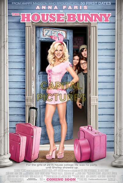 POSTER ART.in The House Bunny.*Filmstill - Editorial Use Only*.CAP/FB.Supplied by Capital Pictures.