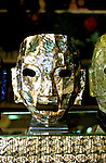 Cruising: Mexico, handicrafts, metal mask, Acapulco, Photo: crumex103  .Photo Copyright: Lee Foster, (510) 549-2202, lee@fostertravel.com, www.fostertravel.com