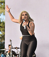 SAN FRANCISCO, CALIFORNIA - AUGUST 11: Bebe Rexha performs during the 2019 Outside Lands Music And Arts Festival at Golden Gate Park on August 11, 2019 in San Francisco, California. Photo: imageSPACE/MediaPunch<br /> CAP/MPI/IS/AB<br /> ©AB/IS/MPI/Capital Pictures
