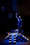 The Royal Central School of Speech and Drama. &quot;The Wonderful World of Dissocia&quot; by Anthony Neilson.<br /> Director: Sarah Davey-Hull<br /> Designer: Kate Driver Jones<br /> Sound Designer: Alex Braithwaite<br /> Lighting Designer: Jamie Platt<br /> Movement Director: Jenny Ogilvie<br /> Vocal and Singing Coach: Deborah Garvey