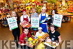 Garveys Supervalu, Tralee celebrating Checkout Best in Fresh Supermarket Awards 2018. Front from left: Kevin O'Donoghue, Mary McHugh and Megan Galvin. Back from left: Sinead Healy, Liam Quirke, Denise O'Donnell, Nicky O'Hara and Helen Griffin.