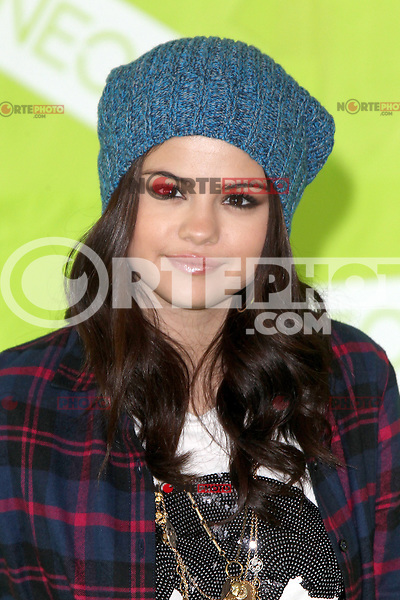 LOS ANGELES, CA - NOVEMBER 20: Selena Gomez attends the launch for the Adidas NEO clothing label held on November 20, 2012 in Los Angeles, California. Credit: mpi27/MediaPunch Inc. /NortePhoto