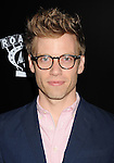 HOLLYWOOD, CA- SEPTEMBER 10: Actor Barrett Foa attends 'The Skeleton Twins' Los Angeles premiere held at the ArcLight Hollywood on September 10, 2014 in Hollywood, California.