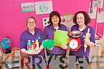 Maine Valley Childcare Centre have launched their six week programme of summer camps for pre-school and primary school children for the summer months. .L-R Lisa O'Sullivan, Eileen Courtney and Belinda Anderson.