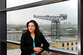 Picture shows Dr Rabinder Buttar, Pres and CEO of ClinTec, photographed in her Glasgow office - picture by Donald MacLeod 22.09.07 - mobile 07702 319 738 - clanmacleod@btinternet.com - www.donald-macleod.com