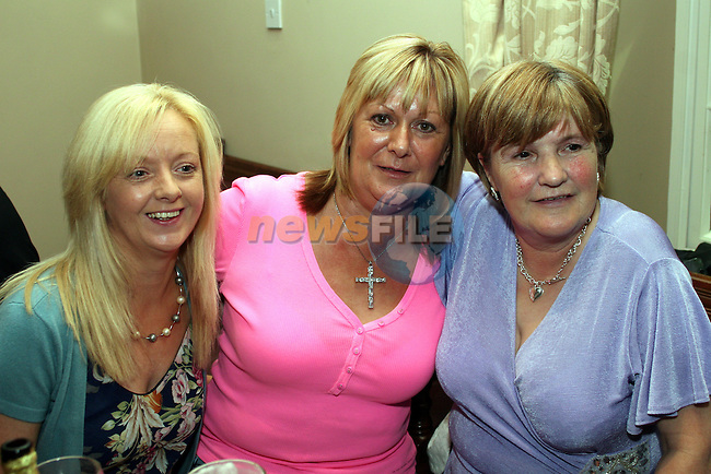 Breige Byrne, Ann Pentony and Bridget O'Brien at Aidan O'Brien's 21st in McHughs...Photo NEWSFILE/Jenny Matthews.(Photo credit should read Jenny Matthews/NEWSFILE)....This Picture has been sent you under the condtions enclosed by:.Newsfile Ltd..The Studio,.Millmount Abbey,.Drogheda,.Co Meath..Ireland..Tel: +353(0)41-9871240.Fax: +353(0)41-9871260.GSM: +353(0)86-2500958.email: pictures@newsfile.ie.www.newsfile.ie.FTP: 193.120.102.198.