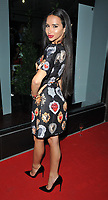 Natasha Grano at the Diamond Roc and The National Gallery fashion collaboration launch party, CAMA Gallery, Dacre Street, London, England, UK, on Monday 02 July 2018.<br /> CAP/CAN<br /> &copy;CAN/Capital Pictures