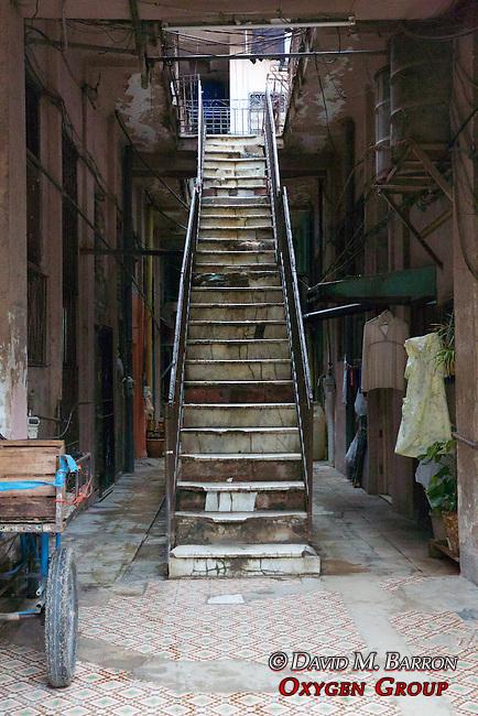 Stairs, Old Havana