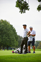 Bryson DeChambeau (USA) waits to hit his approach shot on 7 during Rd3 of the 2019 BMW Championship, Medinah Golf Club, Chicago, Illinois, USA. 8/17/2019.<br /> Picture Ken Murray / Golffile.ie<br /> <br /> All photo usage must carry mandatory copyright credit (© Golffile   Ken Murray)