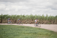 Philipp Walsleben (DEU/Beobank - Corendon) leading the way<br /> <br /> 91st Schaal Sels 2016