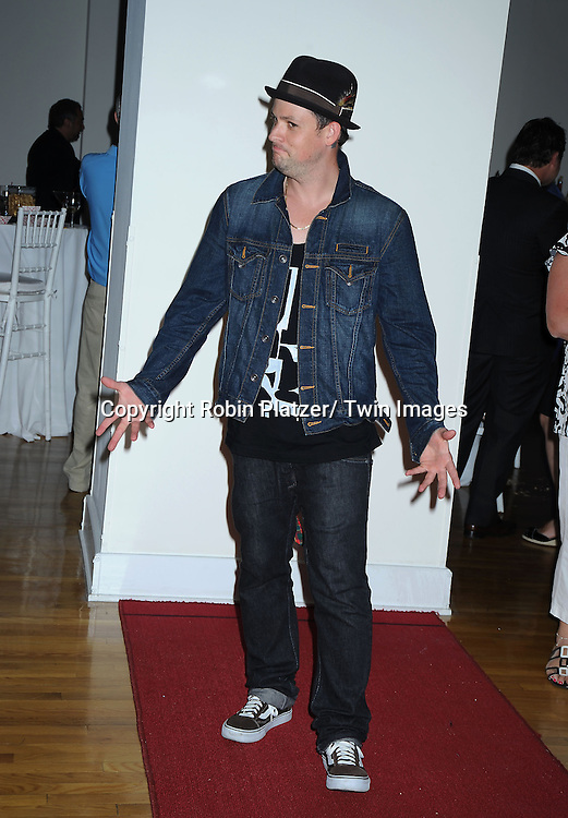 "Joel Madden attending the kick-off of Father's Day week with  The Pampers with Dry Max Pays Homage to ""Dads on Diaper Duty""  event on June 17, 2010 at The Metropolitan Pavilion in New York City."