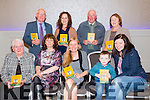 Breda Joy celebrated her book launch 'The Wit and Wisdom of Kerry' in the Oak Hotel, Killarney last Sunday. Pictured with Front L-R Joan O'Shea, Joanna O'Flynn, James Whelan and Brigitte Whelan, Back L-R Richard Behal, Bridget Mc Auliffe, Martin Mc Carthy and Peggy Mc Carthy.