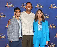 MAY 10  Aladdin London Photocall