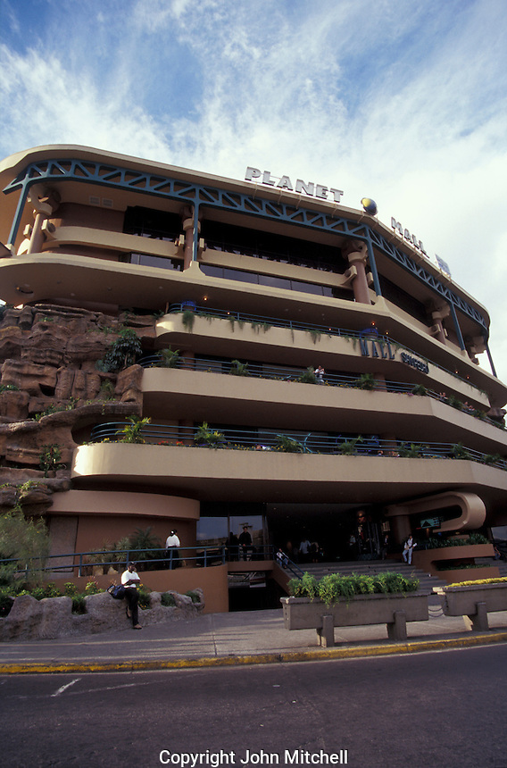 The Planet Mall, a shopping centre in San Jose, Costa Rica