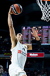 Real Madrid Gustavo Ayon during Turkish Airlines Euroleague match between Real Madrid and Kirolbet Baskonia at Wizink Center in Madrid, Spain. October 19, 2018. (ALTERPHOTOS/Borja B.Hojas)